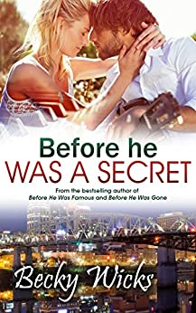 Before He Was A Secret: Starstruck Book 3 by [Wicks, Becky]