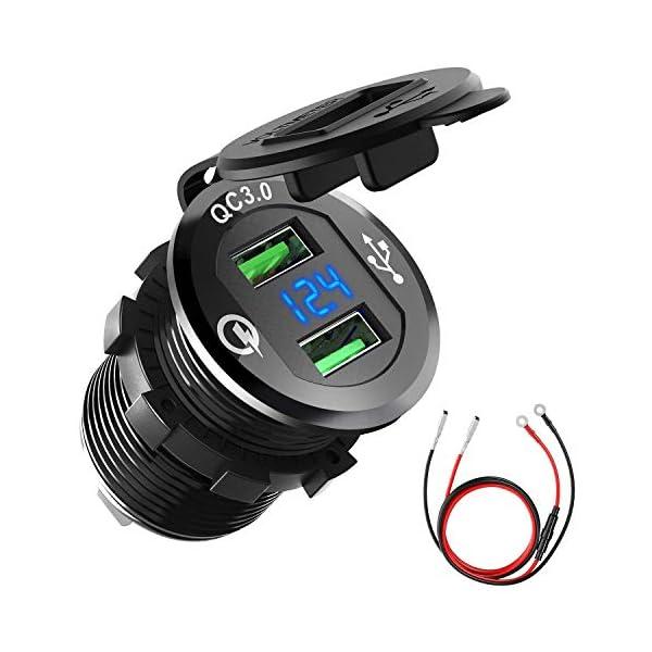 Ventola di uscita aria universale per auto Creative Car Interfaccia elettrica multifunzione Ventilatore USB Interfaccia Caricabatterie piccolo ventilatore elettrico nero