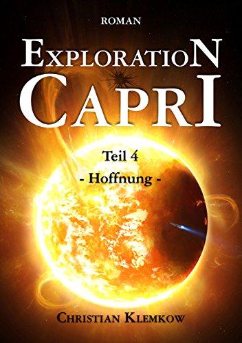 Buchseite und Rezensionen zu 'Exploration Capri: Teil 4 Hoffnung' von Christian Klemkow