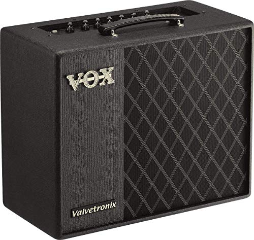 "Vox VT40X - Modeling 40W 1x10"" Guitar Combo Amplifier"