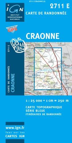 Craonne GPS: IGN2711E