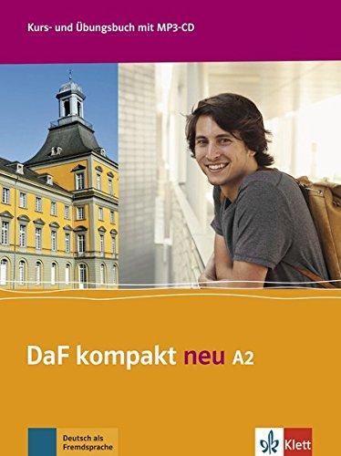 DaF kompakt neu A2 : Kurs- une