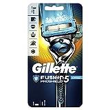 Gillette Fusion5 ProShield Chill Rasierer (für Männer, 1 Rasierer mit 1 Rasierklinge)