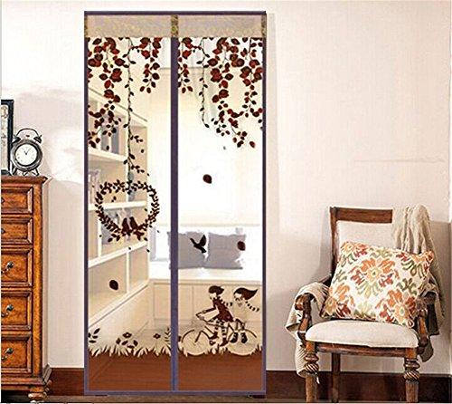 fliegengitter tuervorhang mit magnetverschluss test vergleich 2018 die besten fliegengitter. Black Bedroom Furniture Sets. Home Design Ideas