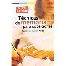 Técnicas De Memoria Para Oposiciones.
