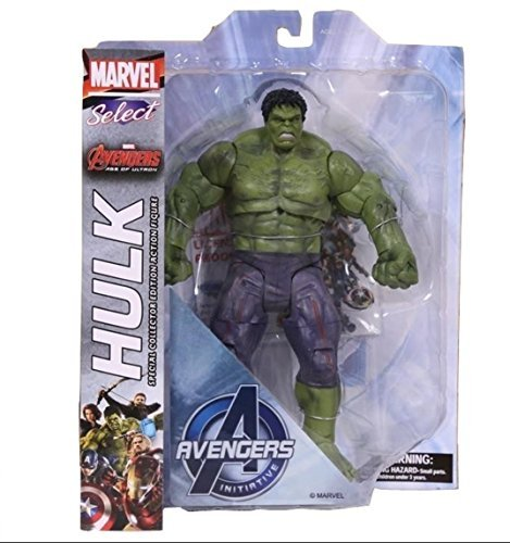 Marvel Select Hulk Avengers 2 Age Of Ultron Hulk Action Figure Picture