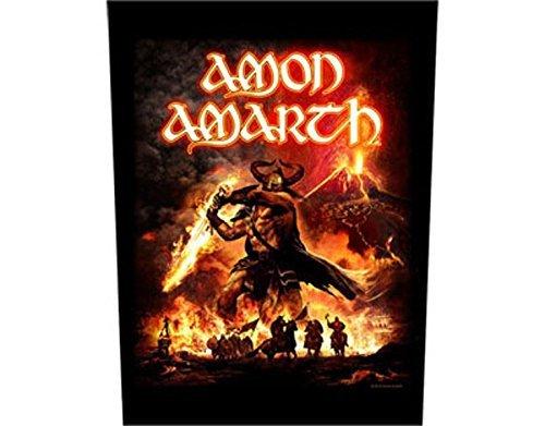 Amon Amarth - Surtur Rising - Grande Toppa/Patch