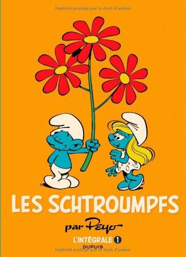 Les Schtroumpfs - L'intégrale - tome 1 - Les Schtroumpfs intégrale 1958-1966