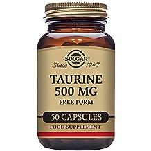 Solgar Taurina de Forma Libre 500 mg - 140 gr