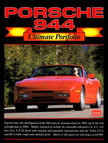 Porsche 944 (Ultimate Portfolio)