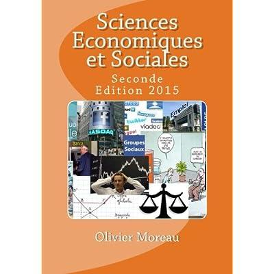 Sciences Economiques et Sociales: Seconde