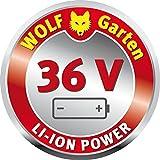 WOLF-Garten Akku-Kettensäge LI-ION Power CSB 36 - 10