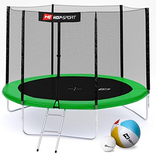 Hop-Sport Gartentrampolin  im Test