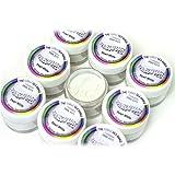 Rainbow Dust Essbare Puderfarben Lebensmittelfarbe, Fondant, Puder 4G Weiss