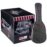 Stagg STB-LA20 C3PACK 5 x Housses pour Guitare classique 3/4 20 mm Noir