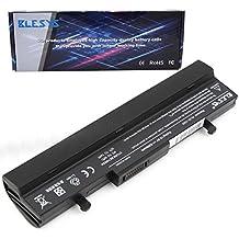 BLESYS - 5200mAh ASUS AL31-1005 AL32-1005 ML31-1005 ML32-1005 PL31-1005 PL32-1005 TL31-1005 0B20-00KA0AS 990AAS168288 90-OA001B9100 90-XB0ROABT00000Q 90-XB16OABT00000Q 90-XB2COABT00000Q 990-OA001B9000 ordenador portátil del reemplazo de la batería encaja ASUS Eee PC 1005, 1001, 1101 Serie