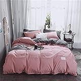 BFMBCH Home Schlafzimmer Bettwäsche Einzel Kissenbezug vierteilig H 220cm * 240cm