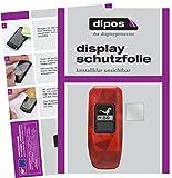 Garmin Vivofit Junior 2 Schutzfolie - 6x dipos Displayschutzfolie Folie klar