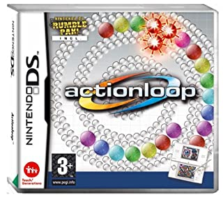 Actionloop with Rumble Pak (Nintendo DS) (B000ERVMII) | Amazon price tracker / tracking, Amazon price history charts, Amazon price watches, Amazon price drop alerts