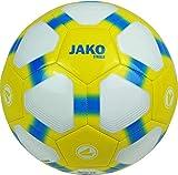 JAKO Herren Lightball Striker weiß/gelb blau-290g, 5