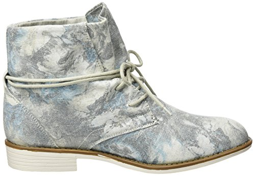 Jane Klain 251 159, Bottines Chukka femme Mehrfarbig (GREY MULTI)