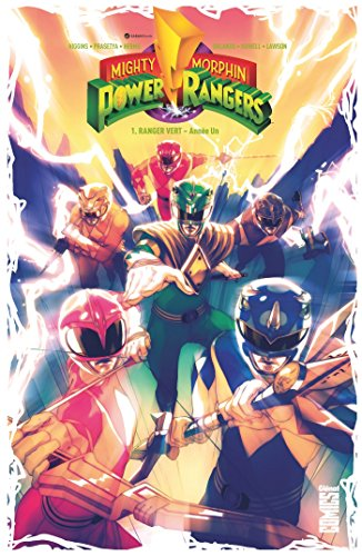 power-rangers-tome-01-ranger-vert-anne-un-french-edition