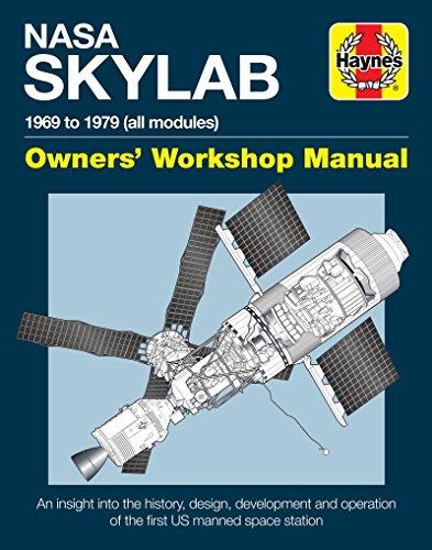 NASA Skylab Owners' Workshop Manual (Haynes Manuals)