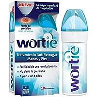 Wortie Tratamiento anti verrugas 50 ml