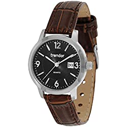 trendor Damen-Armbanduhr TR207-SB