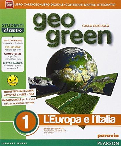 Geo green. Per la Scuola media. Con e-book. Con espansione online: 1