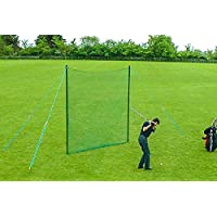 Net World Sports PROFESSIONELLE Golf-FAHRWAND - 3m x 2,7m (10ft x 9ft)