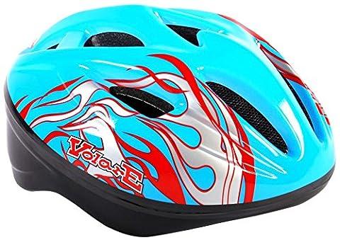 Volare volare00572Flammen Kids Deluxe Fahrrad Skate