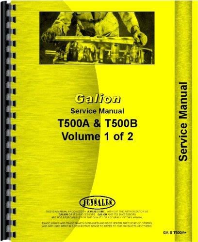 galion-d-565t-grader-service-manual