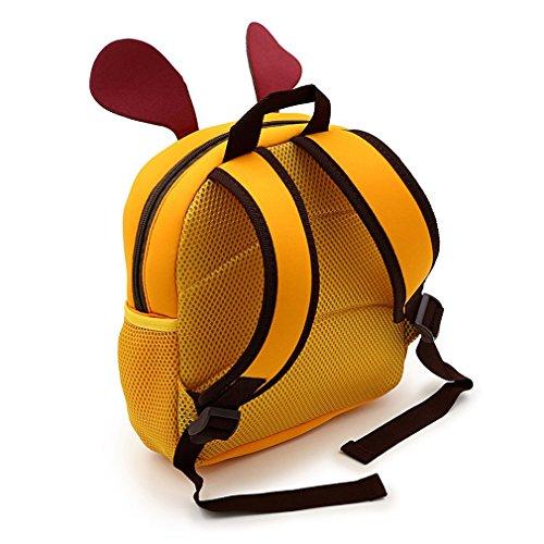 Imagen de  infantil 3d bolsa de escuela impermeable  para niños perrito  alternativa