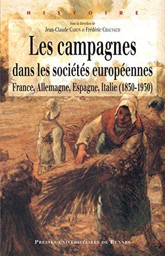 Les campagnes dans les socits europennes