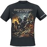 Disturbed Evolution - The Guy T-Shirt Black