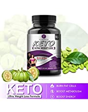 Glowsik Keto Capsules Ultra Weight Loss Fat Burner Suppleme