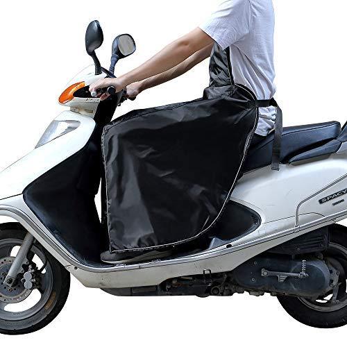 Couvre Pata para Scooter y Moto–Fundas de protección Impermeables para Senderismo Hivernales en Scooter