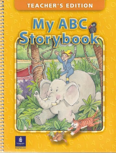 My ABC Storybook: Teacher's Book