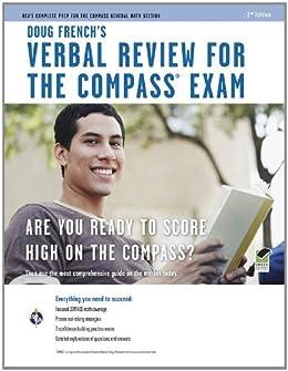 COMPASS Exam - Doug Frenchs Verbal  Prep (Accuplacer & COMPASS Test Preparation)