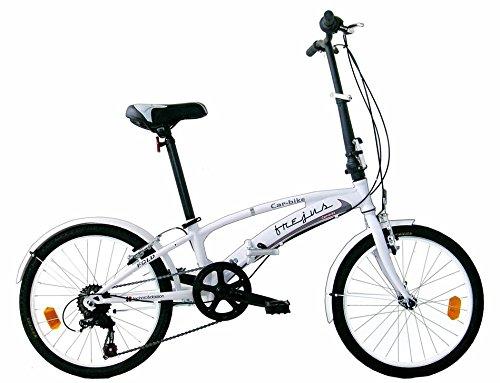 "Frejus P2X20206 - Bicicleta 20"" Plegable unisex"