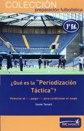 ¿Qué Es La Periodización Táctica? por Xavier Tamarit Gimeno