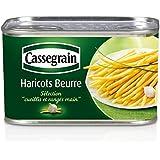 Cassegrain haricot beurre 220g - Prix Unitare - Livraison Gratuit Sous 3 Jours