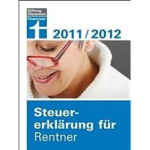Steuererklärung für Rentner 2011/2012