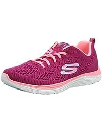 SkechersValeris Back Stage Pass - Zapatillas de Running Mujer