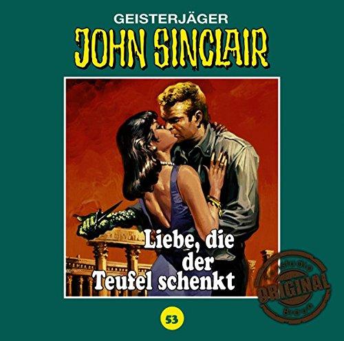 John Sinclair (53) Liebe, die der Teufel schenkt (Jason Dark) Tonstudio Braun / Lübbe Audio 2017