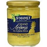 SAINT MAMET Ananas Carpaccio Bocal - Lot de 4
