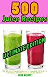 Amazing recipes the whole family will enjoy. Designed by nutritional scientists to provide the vitamins and minerals your body needs to stay healthy. If you want to be healthy you must consume real fruits and vegetables. Juice up!Calorie information ...