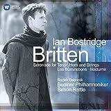 Britten: Sérénade pour cor, ténor et orchestre - Les Illuminations - Nocturne