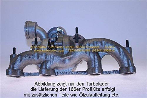 Preisvergleich Produktbild SCHLÜTTER TURBOLADER 166-00320 Lader,  Aufladung